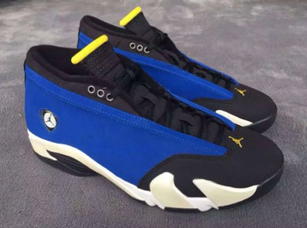 on sale 5e080 4358c another-look-air-jordan-14-low-laney-2 | I Love Shoes ...