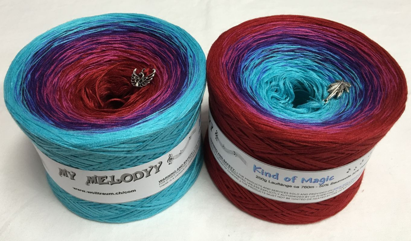 Kind Of Magic 4 Ply ( In Stock)