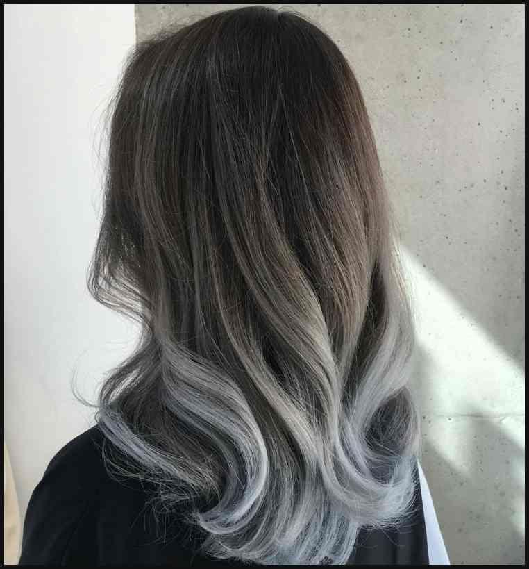 ombre haare f rben ideen f r ombre blond br nett und bunte farben einfache frisuren ombre