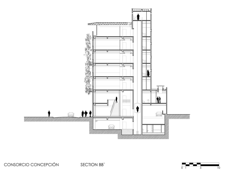 Gallery Of Consorcio Building Concepcion Enrique Browne