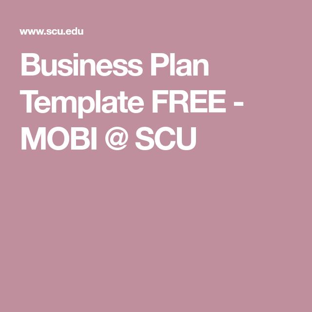 Business plan template free mobi scu dog pinterest business plan template free mobi scu flashek Choice Image
