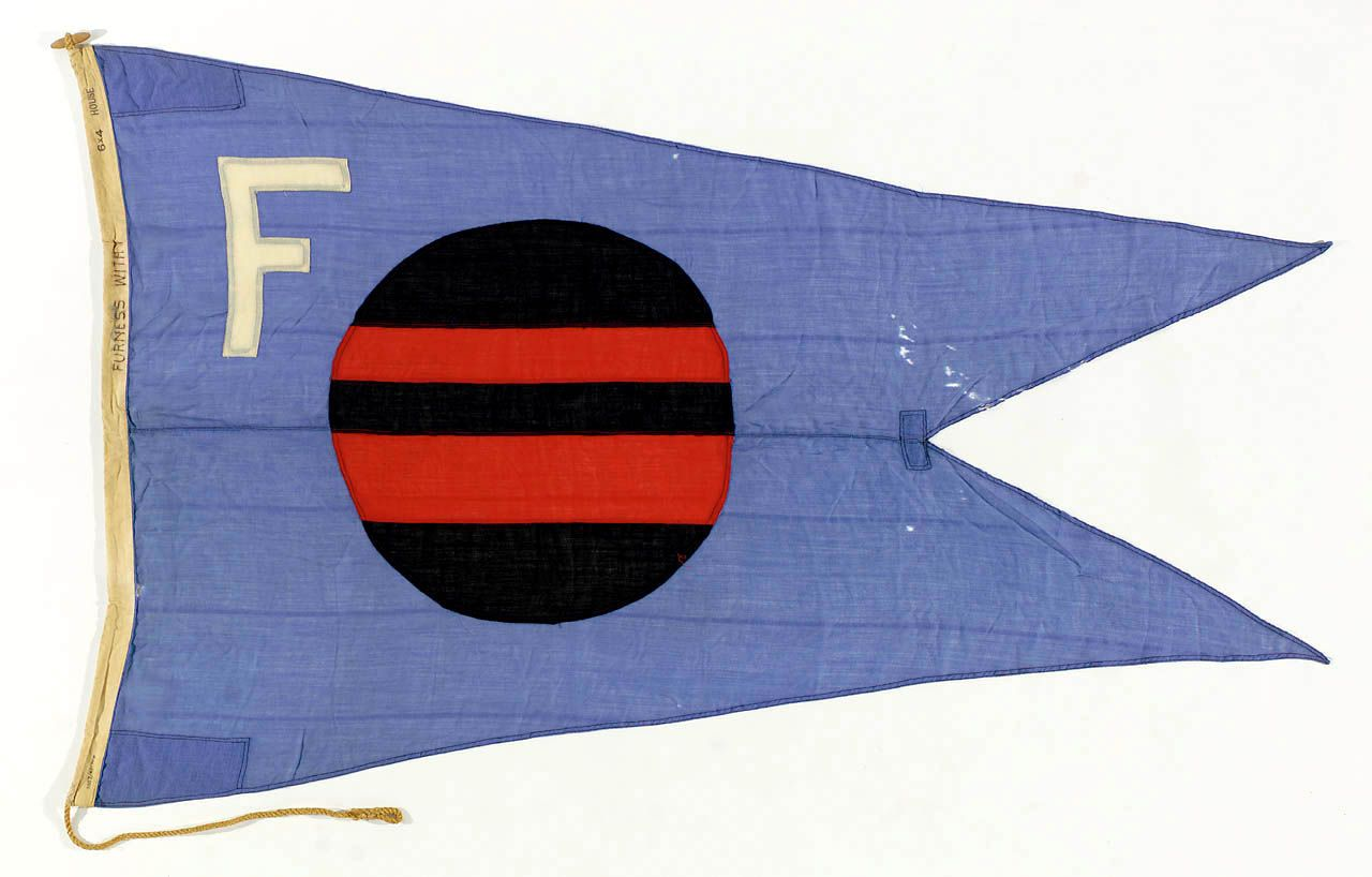 House flag, Furness Withy & Co. Ltd - National Maritime Museum ...