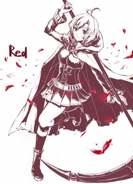 Tags Rose Petals, Rwby, Ruby Rose, Pixiv Id 2583663 -7912