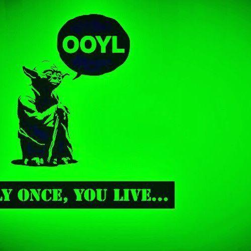 "Top 100 yoda quotes photos ""O.O.Y.L - Luv Yoda! Numero-uno Jedi-Master.#thelittlegreenman #yodaquotes #green #lovegreen #yodaears #yoda #starwars #maytheforcebewithyou #ooyl #starwarsfan #jediknight #movies #scifi #scifimovies #space #jedis #darth #jedimaster #jedi #yodasays #lightsabers #lightsaber #empirestrikesback #returnofthejedi #newhope 💚✌♻🎥💯☝👑😊 See more http://wumann.com/top-100-yoda-quotes-photos/"