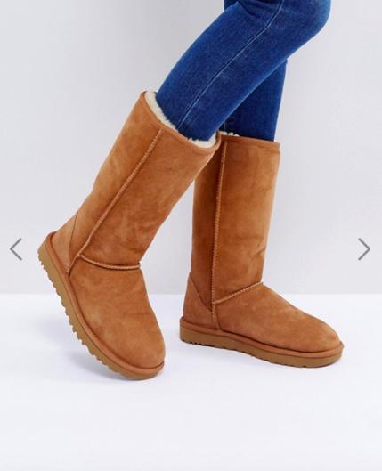 Botas UGG botas Ugg marrón botas invierno botas