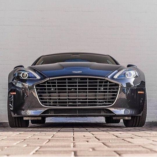 Aston Martine Rapide S #astonmartingrapide