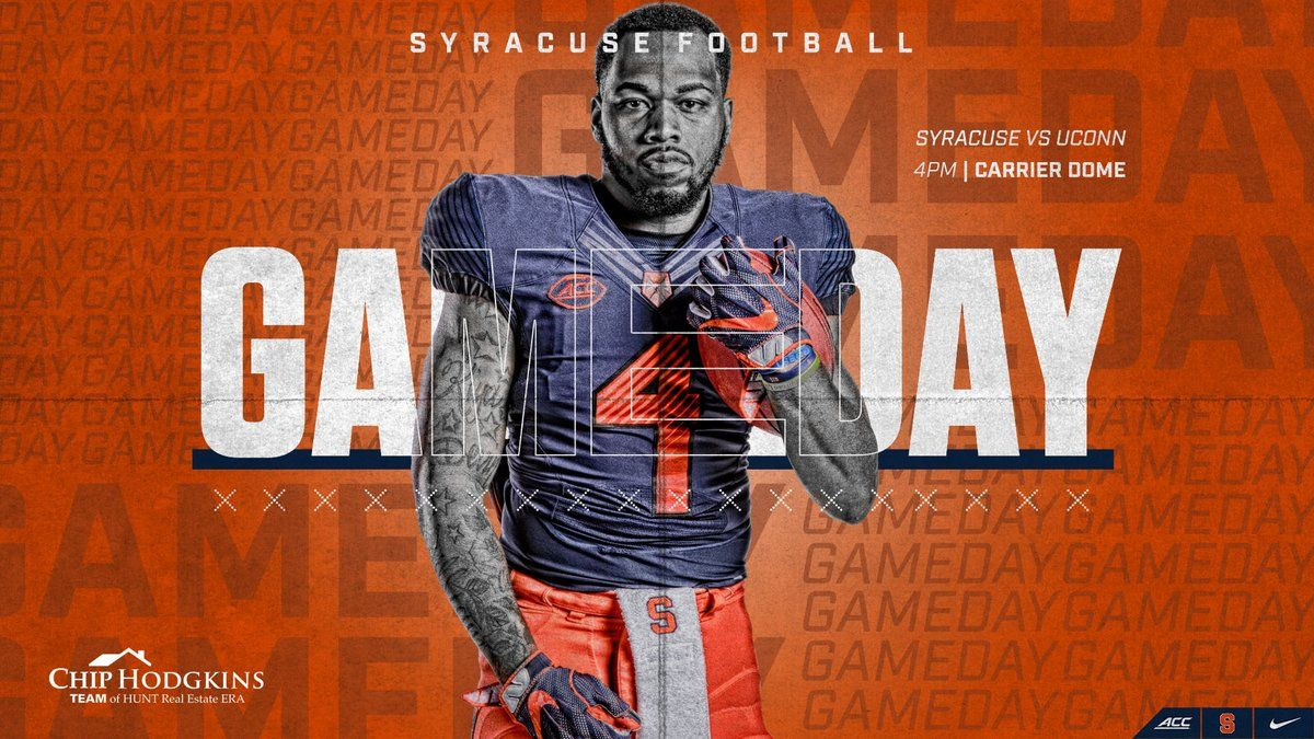 Syracuse Carrier dome, College football, Football