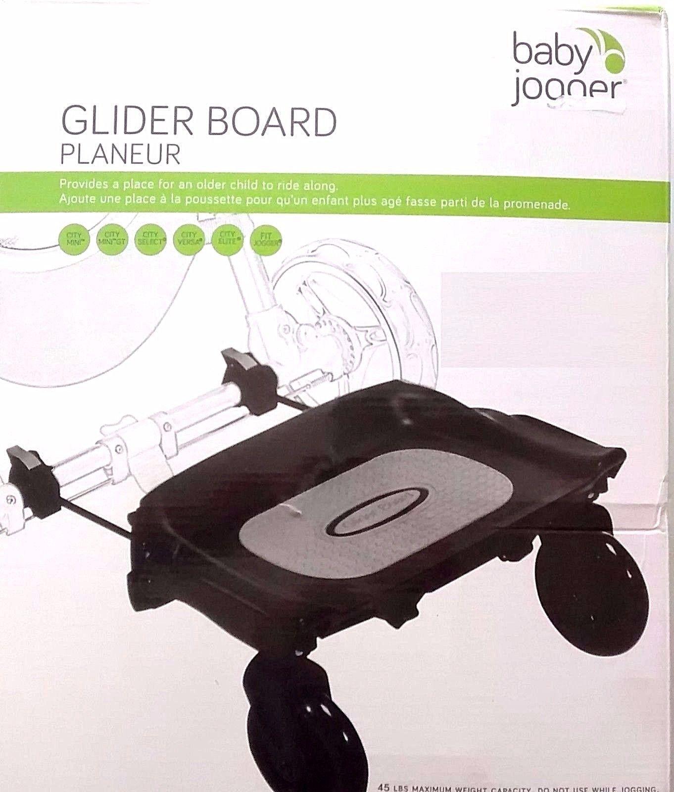 Stroller Accessories 180911 Baby Jogger Glider Board Black Buy