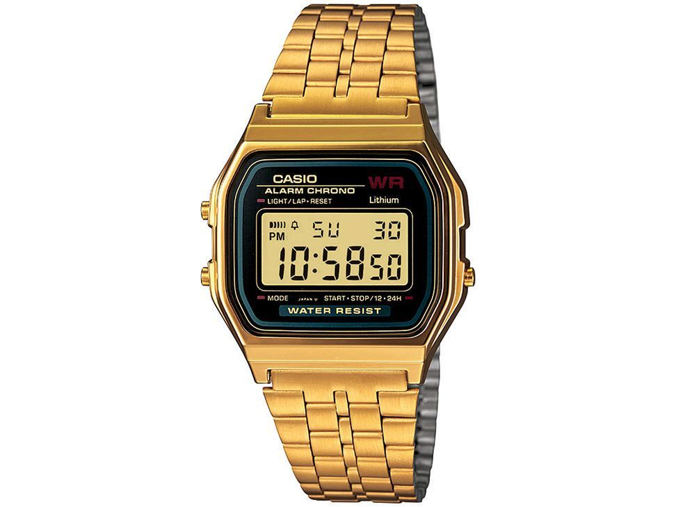 46e62337ce3f Casio Classic A159WGEA-1VT Reloj Unisex Color Dorado-Liverpool es parte de  MI vida