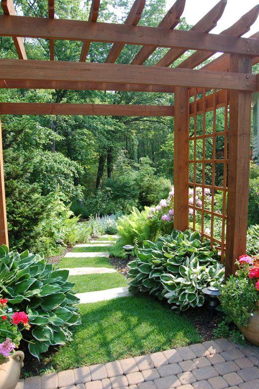 Gallery Gordon Eadie Landscape Design Main Line Pa Landscape Design Garden Trellis Landscape
