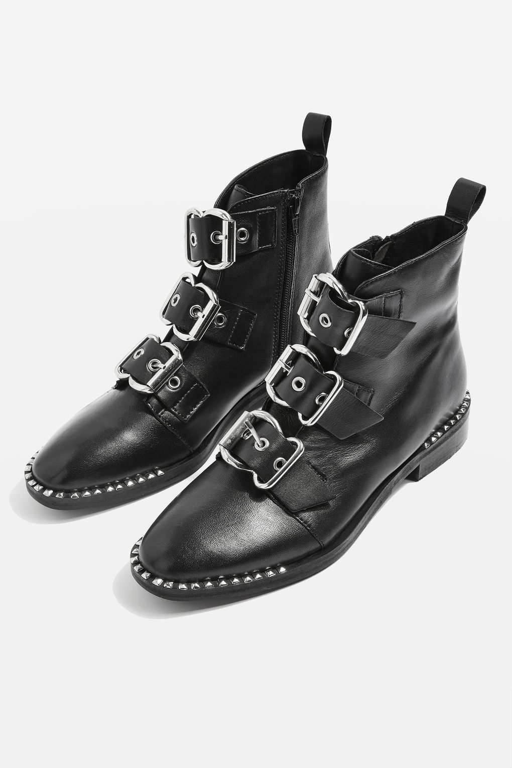 5063dd13feb7 ALFIE Buckle Ankle Boots - Shoes