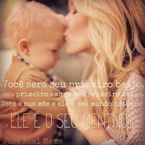 Filho Frase Você Será Seu Primeiro Beijo Seu Primeiro Amor E