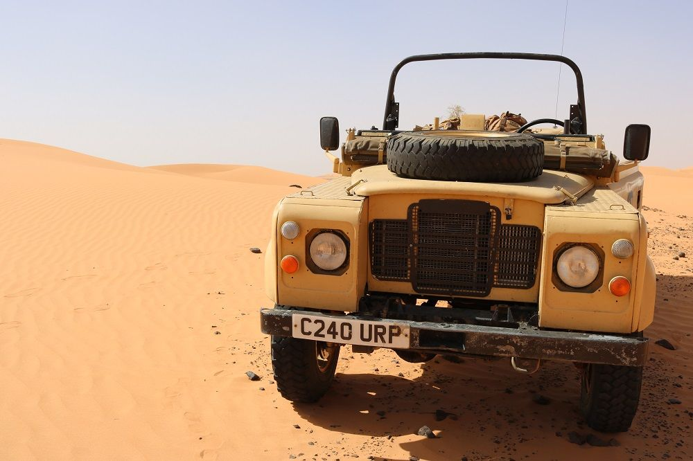 Pin by James Davis on land rover Land rover, Overlanding