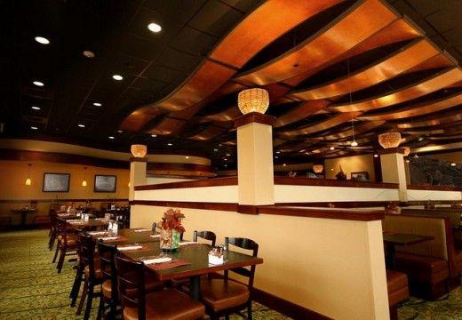 High Quality Modern Restaurant Interior Design Ideas | TutorialChip