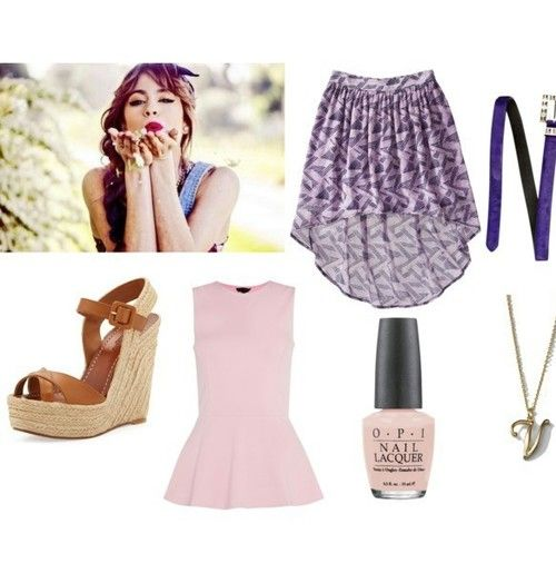 Violetta Fashion Style Google Search New Clothes Pinterest