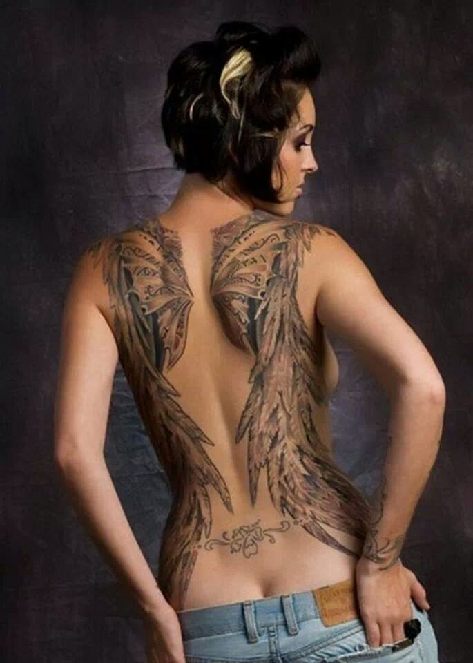 Hot and sexy tattoos