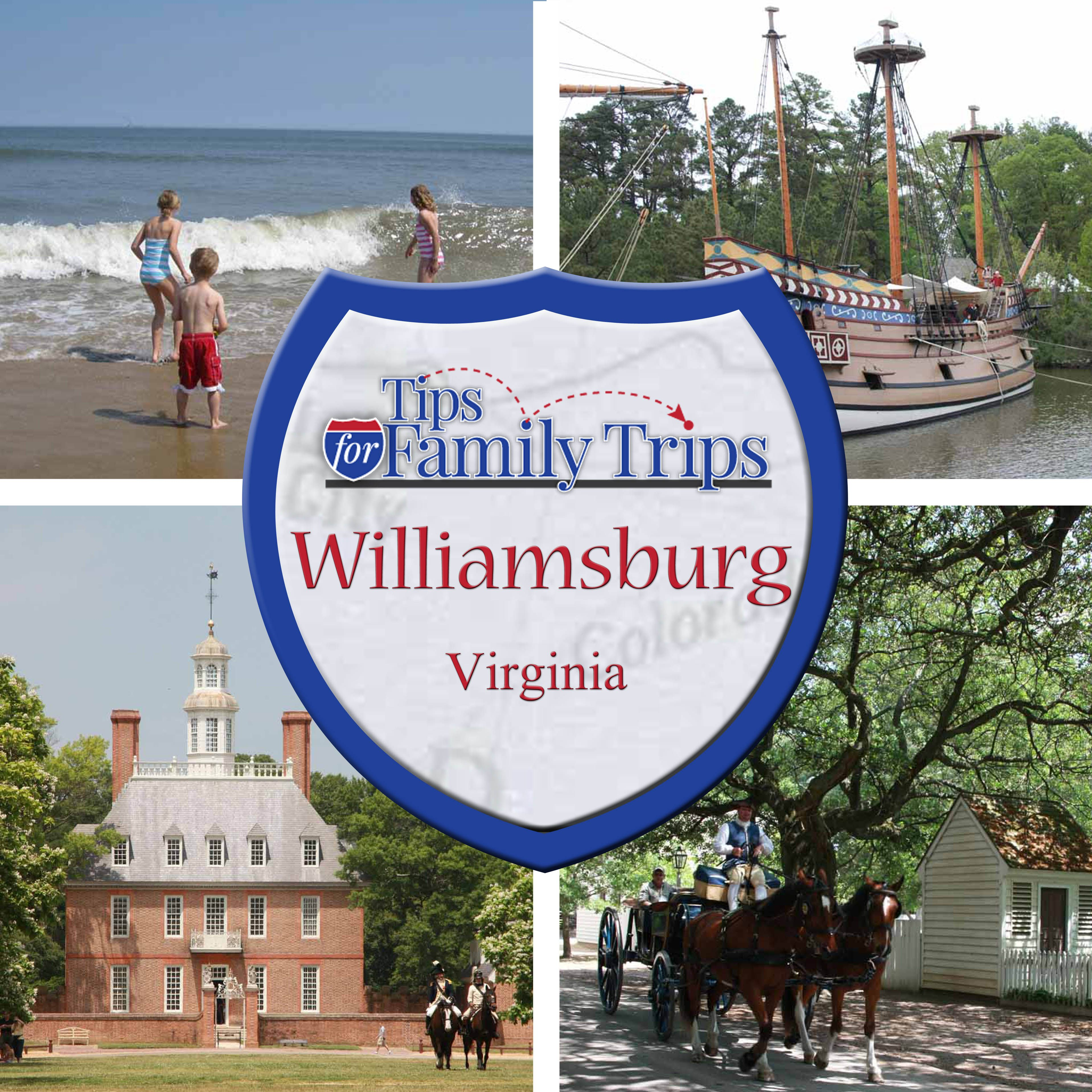 10 Best Things to Do in Williamsburg with Kids | ☼ Family