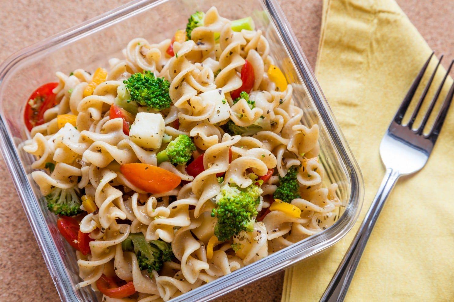 Pasta Salad Recipe Lunch