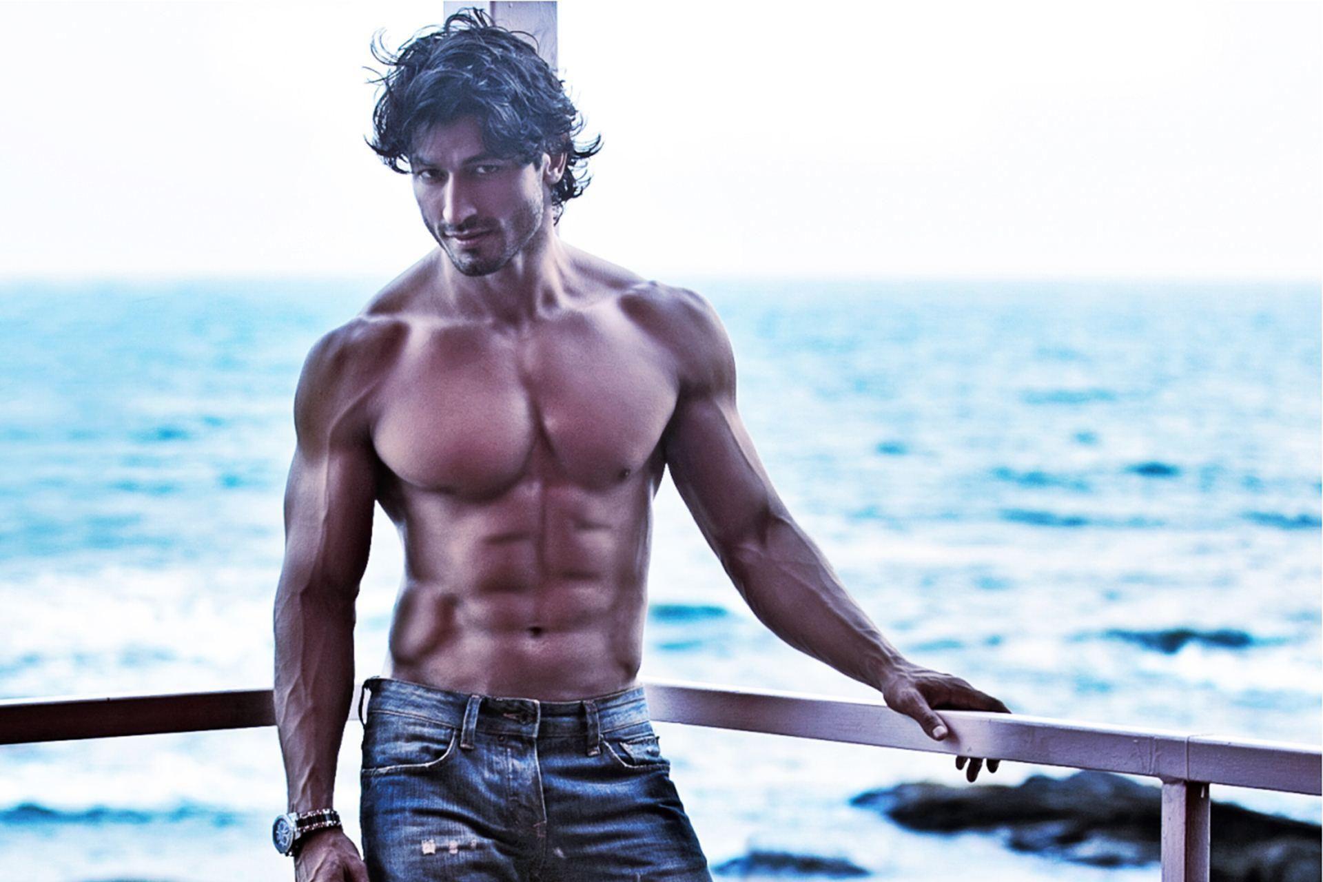 Vidyut Jamwal Indian Actor Model Bollywood Martial Artist Hd