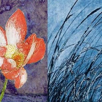 Celebrating 27 years of Artists Open Studios, Ona and Syd show drawings, paintings, etchings, lithographs, productions and art cards at their Creek House Studios from April 30-May 1.