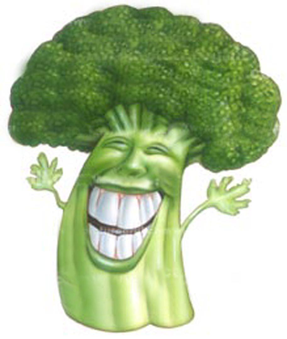 Картинки брокколи смешные