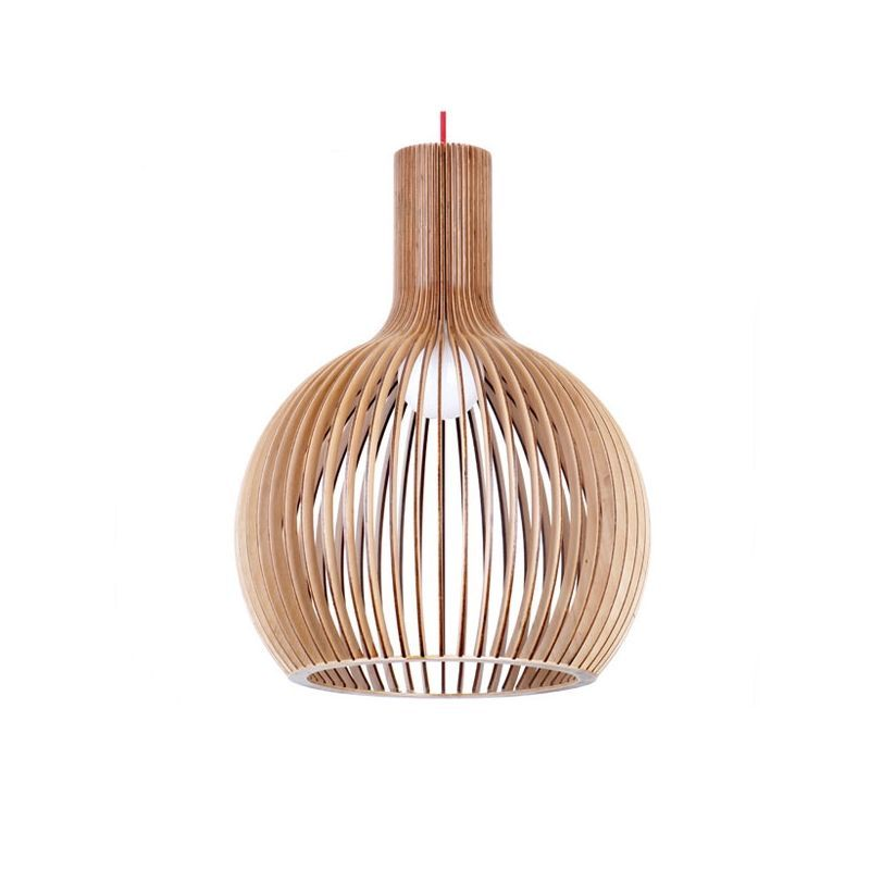 Lampe JAY en bois - Fresh Meubles