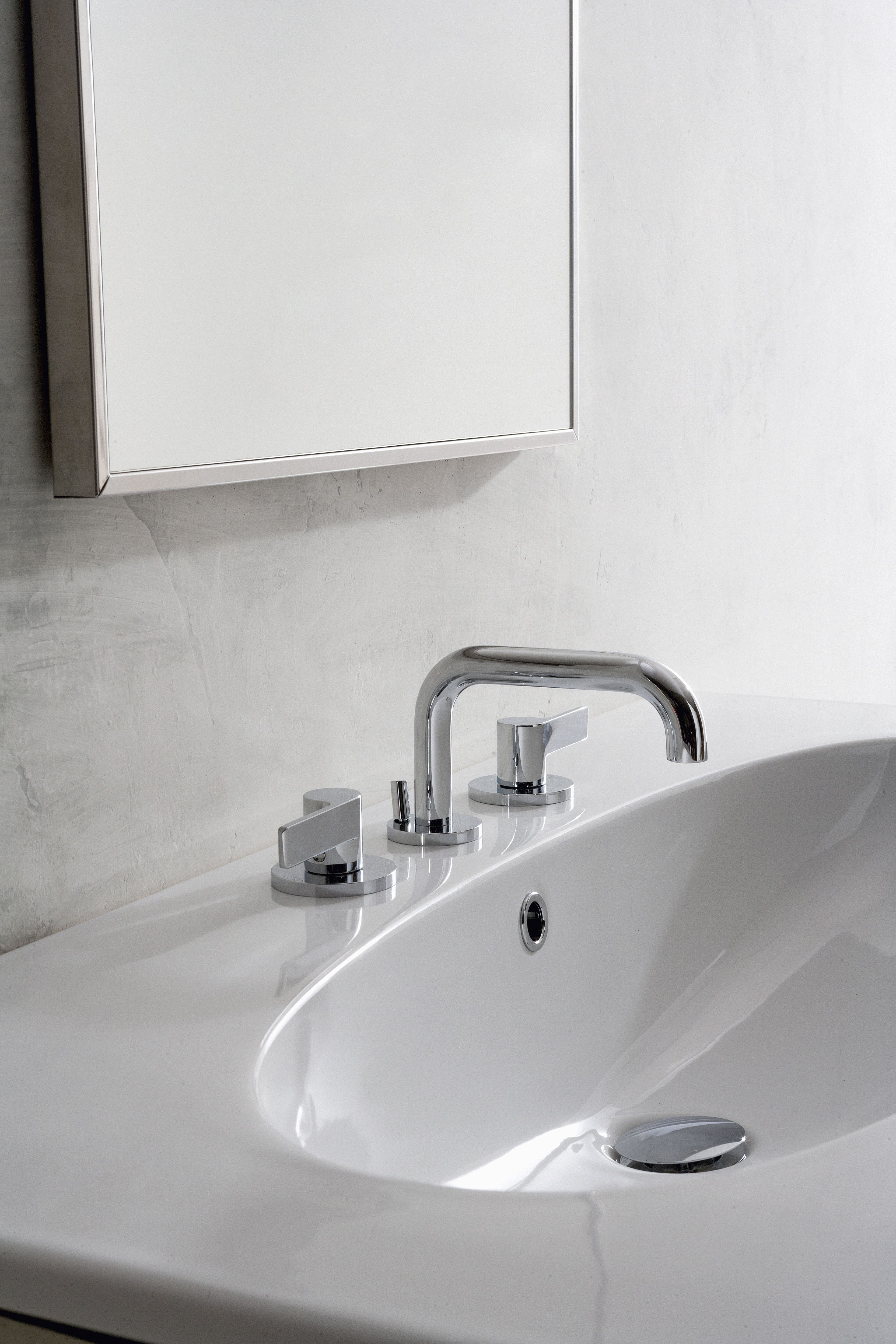 Meaning Earth in Italian, GRAFF\'s Terra widespread faucet brings the ...