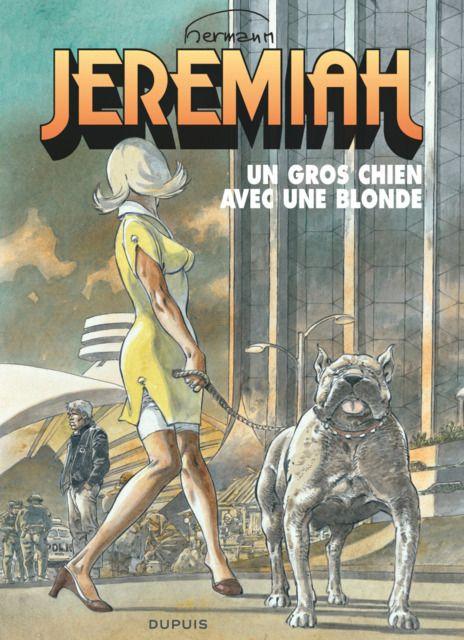 Jeremiah Volume Comic Vine Jeremiah Comics Jeremiah 33