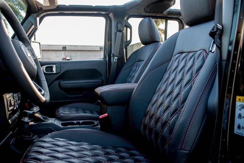 Interior Leather Of Jeep Wrangler Jl Jeepwranglerjl 2018 Wrangler Jeep Wrangler Interior Jeep Wrangler Wrangler Jl