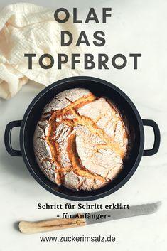Olaf … das Topf-Brot #onepanchicken