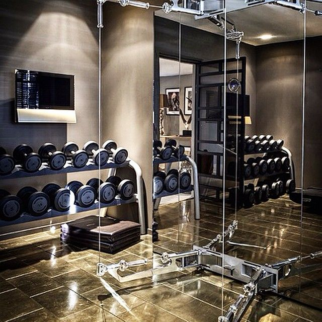 Erickuster s photo on instagram gym gym room at home home gym