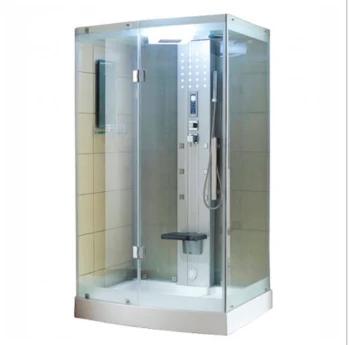 Mesa Ws 300 Steam Shower 47 L X 35 W X 85 H In 2020 Shower Enclosure Kit Steam Shower Enclosure Steam Showers