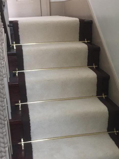 Stairs White Carpet Stair Runner Carpet Hallway Carpet Runners