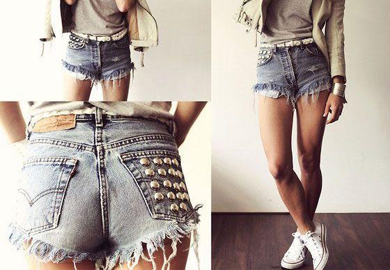 4daea6a1026e джинсовые шорты с завышенной талией - Поиск в Google | Wardrobe: to ...