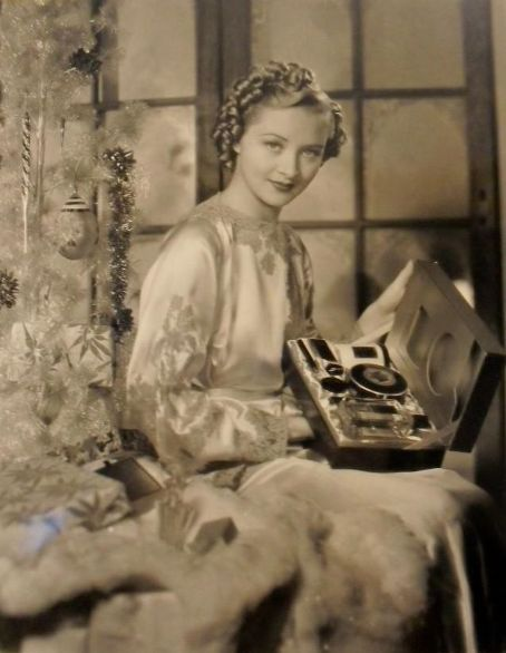 celebrity christmas images from the 40's