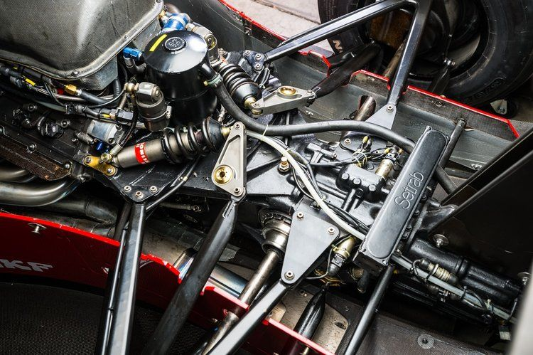 Gerhard Berger S Ferrari 640 F1 89 Is For Sale Ferrari F1 Ferrari Gerhard Berger