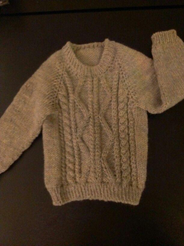 新作品~芽芽的毛衣