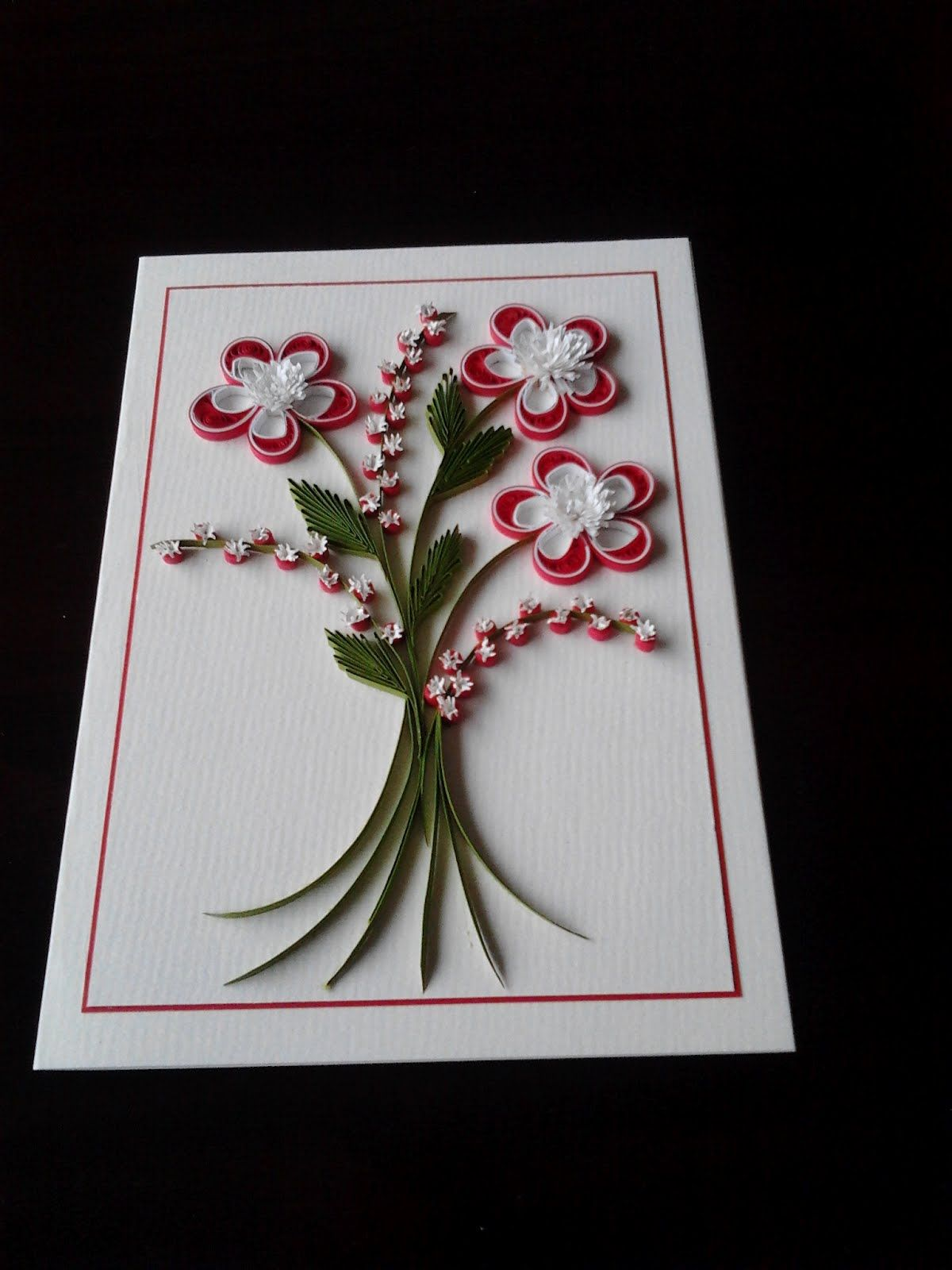 Quilling creaties baukje flowersquilling cardsquilling also pinterest and craft rh in
