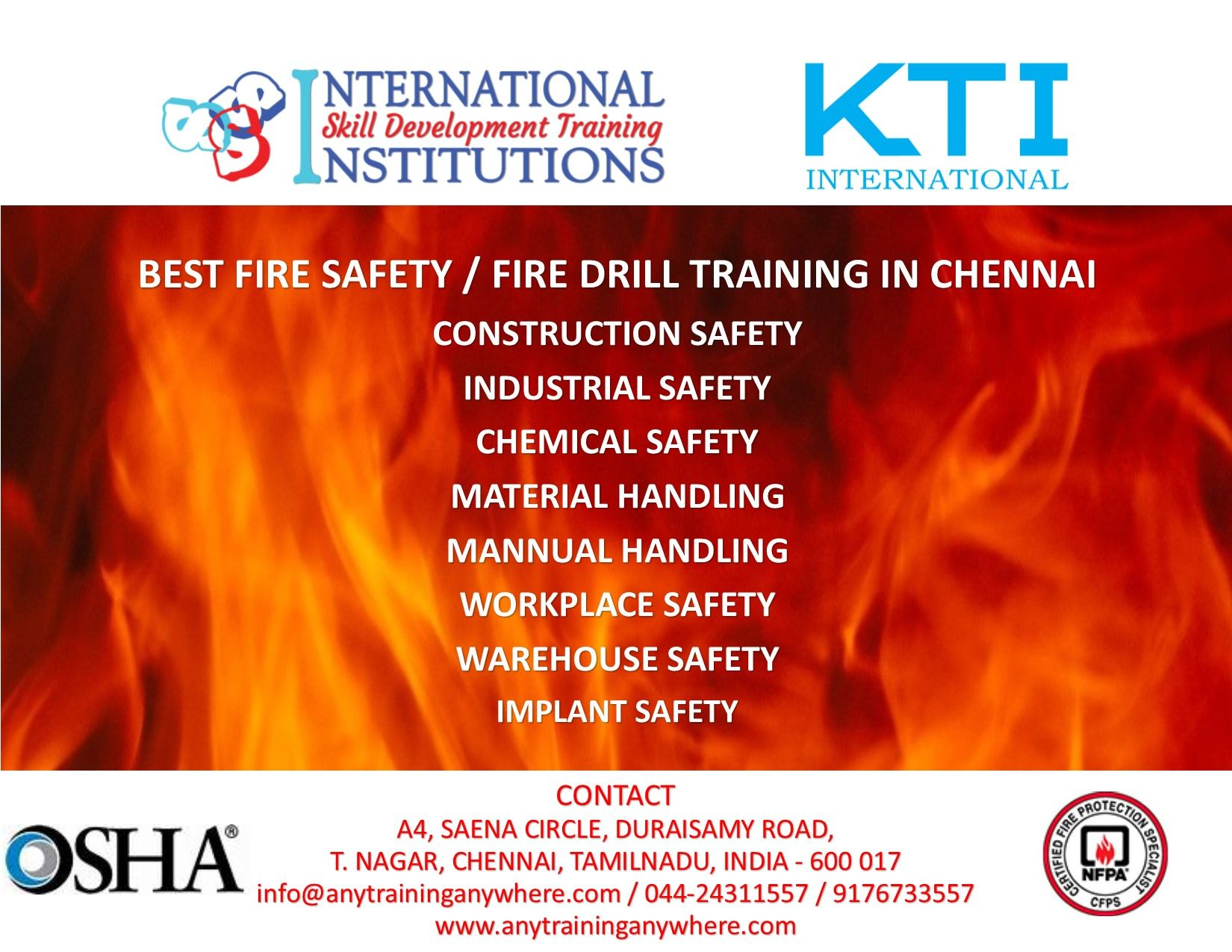 Pin on Best Training Institute in chennai