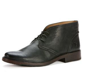 Frye leather chukka