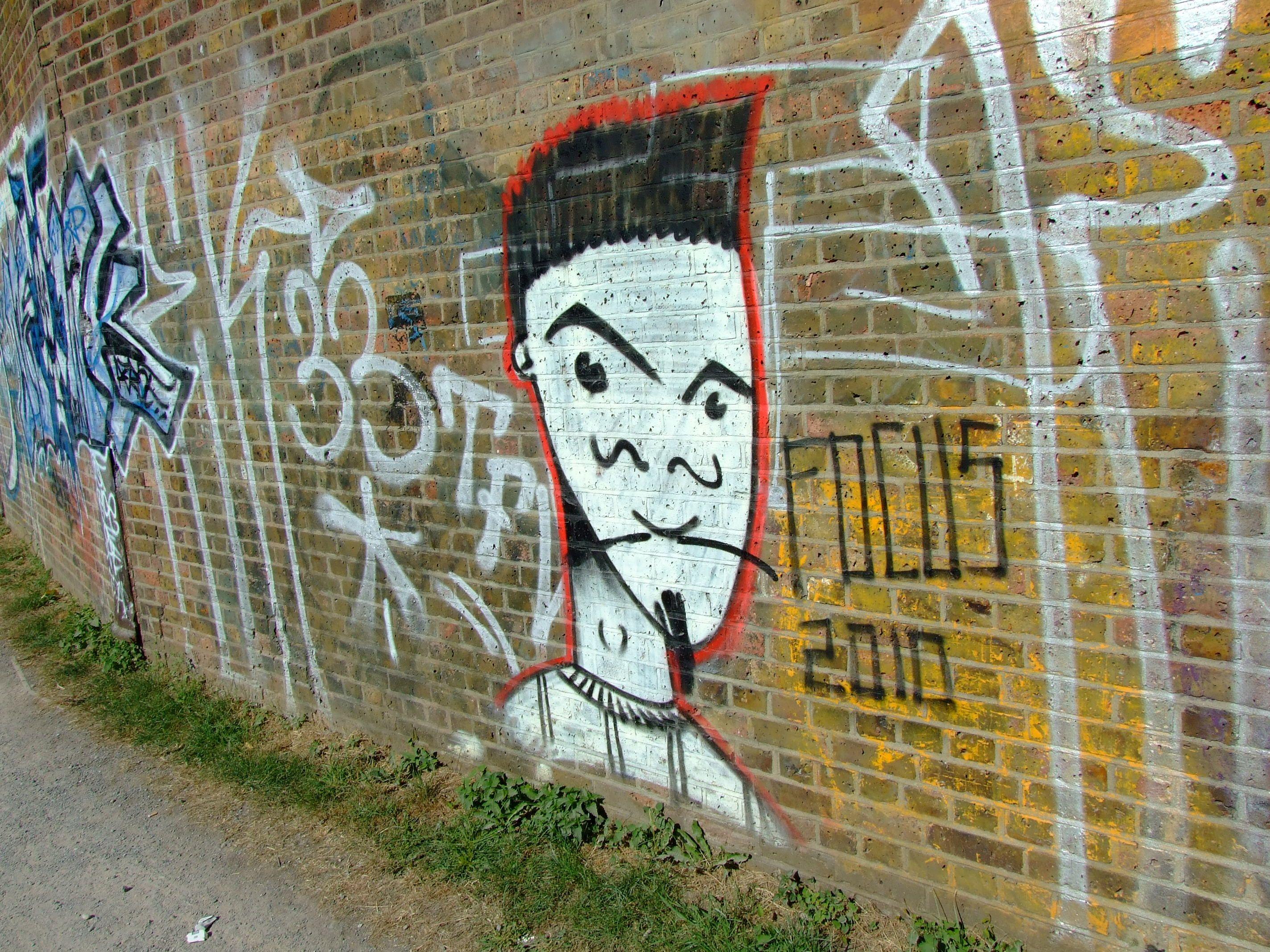 Canal, near Victoria Park 2011 Graffiti, Art inspiration