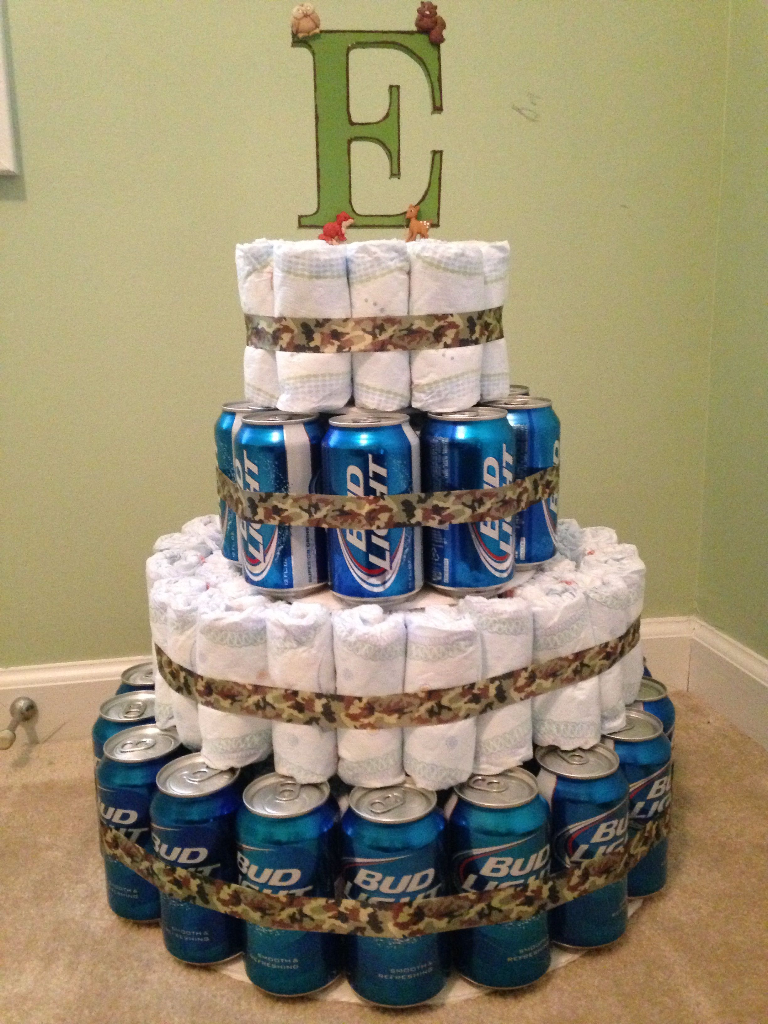 Diaper For Dudes Cake Something Special For The Dad To Be