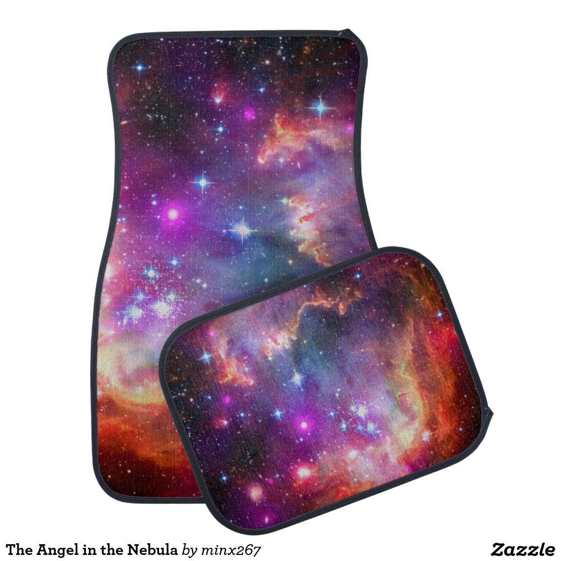 The Angel in the Nebula Car Mat Car mats