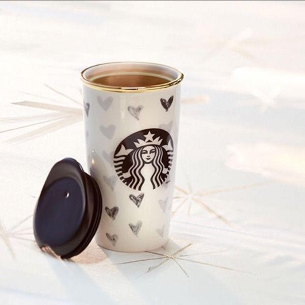 Starbucks Double Wall Traveler Coffee Mug Kitchen Everyday Carry Mugs