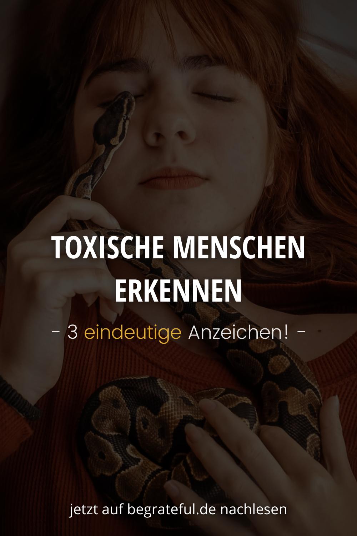 Ändern sich toxische menschen