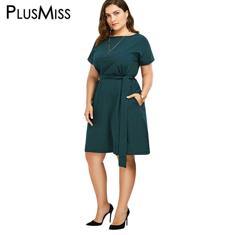 Aliexpress.com  Acheter Plus la Taille 6XL 5XL Dames de Bureau Work Wear  Robe 522d325a000
