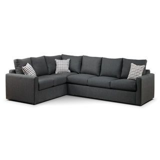 Awe Inspiring Athina 2 Piece Right Facing Queen Sofa Bed Sectional Ibusinesslaw Wood Chair Design Ideas Ibusinesslaworg