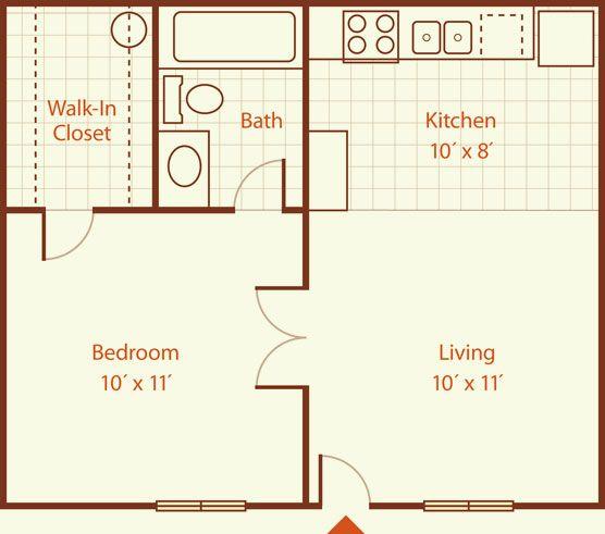 Studio U0026 1 Bedroom Apartments For Rent In Layton, UT | Overlook At Sunset  Point