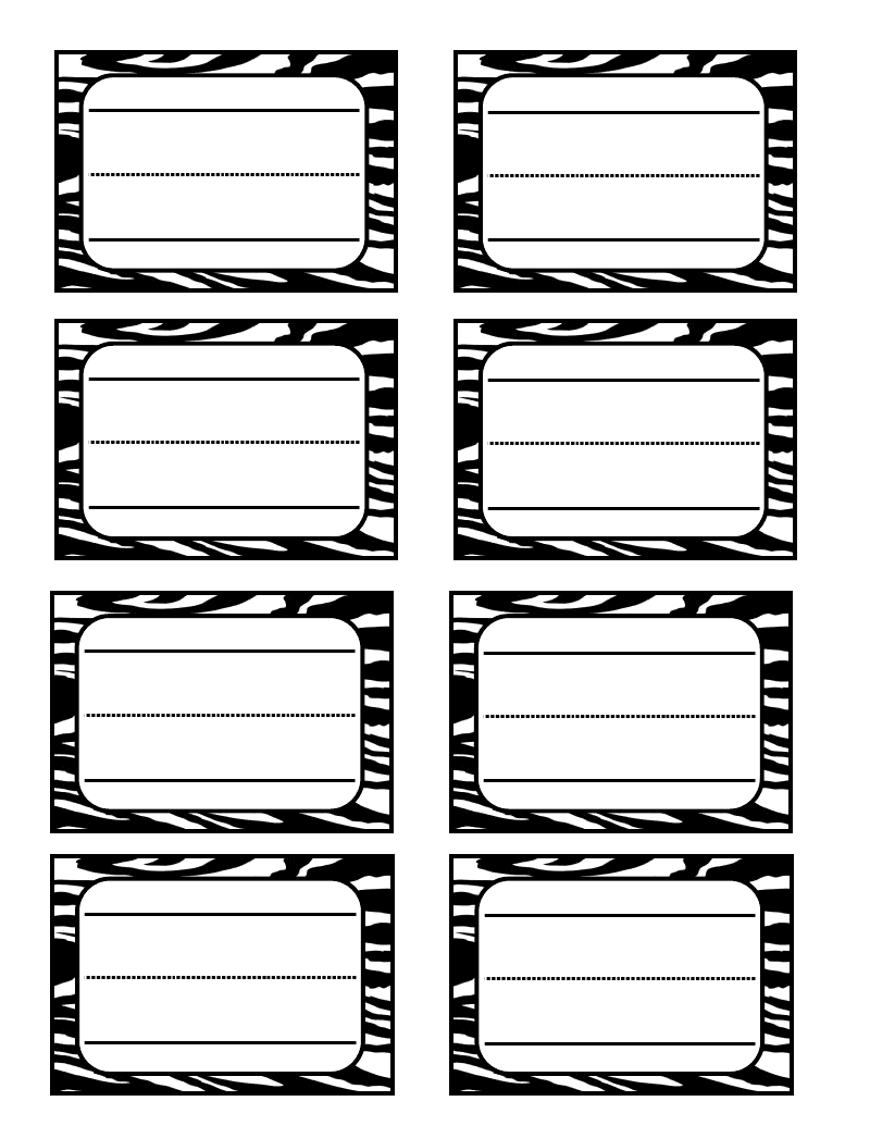 Free zebra printables and lots of ideas classroom pinterest free zebra printables and lots of ideas negle Gallery