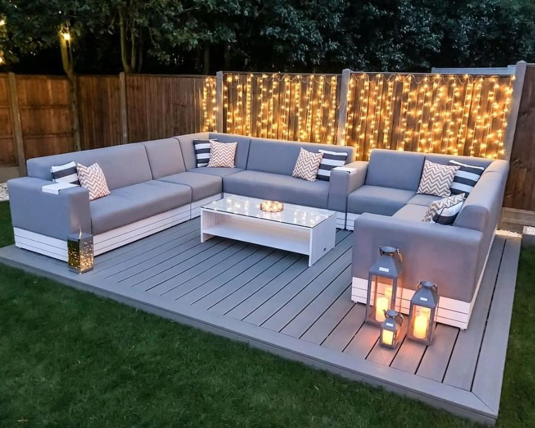 "Photo of Moda Furnishings on Instagram: ""6% OFF THE MALIBU RANGE!⠀ .⠀ Shop our modern garden furniture sets today in our Spring Sale⠀ If you're looking to upgrade your garden this…"""